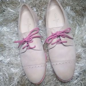"Cole Haan ""Alissa"" Oxford Suede Sz W6M Shoes"